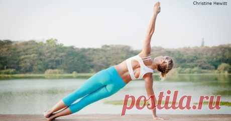 Делайте планку по этой инструкции – и через месяц у вас будет новое тело! Всего 1 упражнение. Но каждый день.