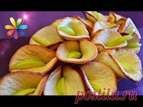 Как приготовить цветочное печенье всего за пять минут! – Все буде добре. Выпуск 827 от 15.06.16