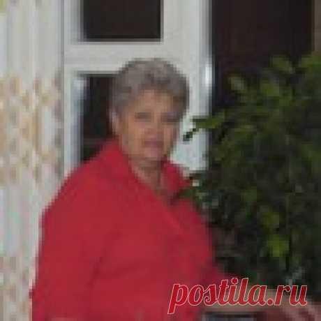 Валентина Земскова