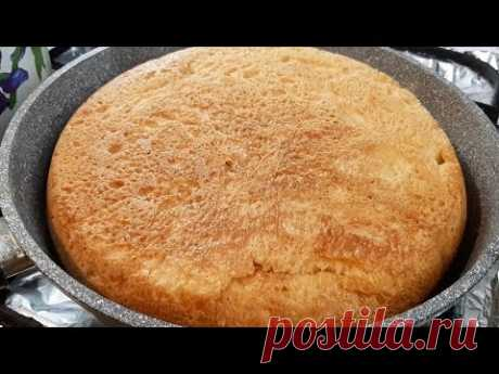 Попробовать   Хлеб на сковороде☆Никто не верит Что я их так просто готовлю