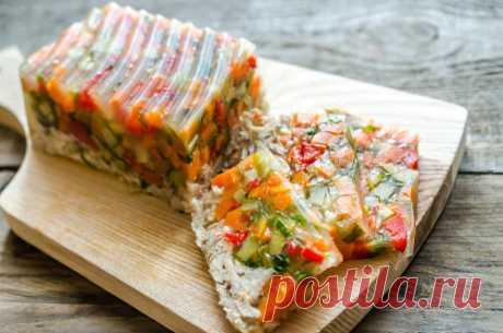 Пасхальный стол: топ 15 праздничных блюд. Украшение пасхальных блюд