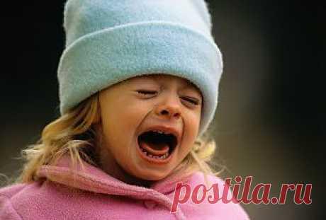 Истерика у ребенка. Что такое истерика? Как избежать детской истерики.