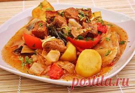 Дамляма – самое вкусное блюдо узбекской кухни | Милочка