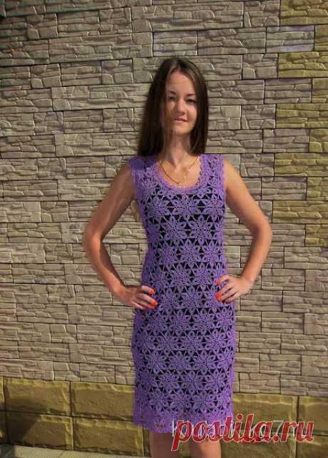 Платье   Клубок