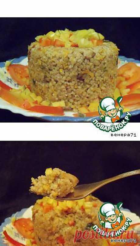 Ячневая каша - кулинарный рецепт