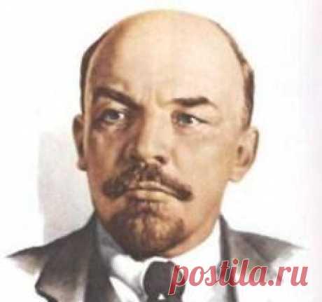 Сегодня 22 апреля в 1870 году родился(ась) Владимир Ленин