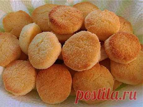 Обалденное печенье на сковородке!.