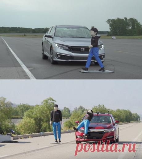 Стоит ли доверять новейшим технологиям обнаружения пешеходов? | АвтоCAR | Яндекс Дзен