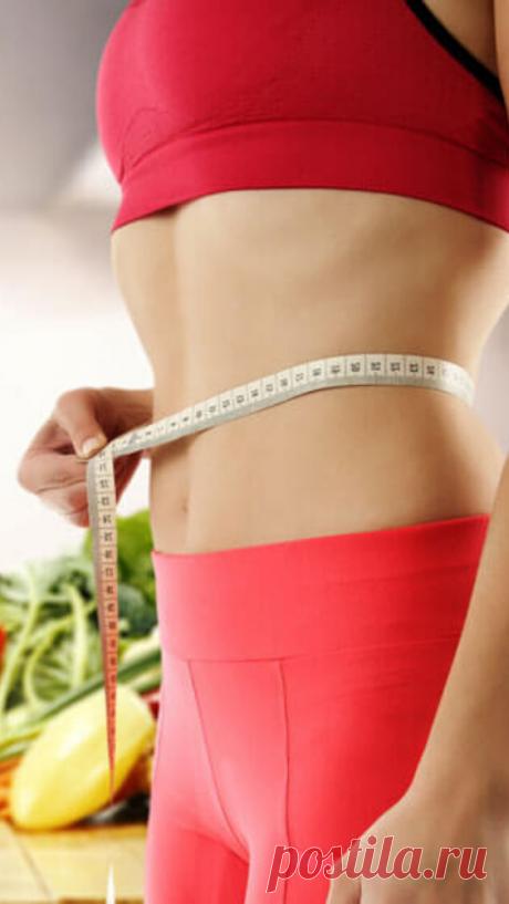 В первую очередь худеет лицо! Короткая диета на неделю, в конце которой ты попрощаешься с 6 кг. - Советы и Рецепты