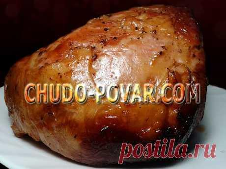 СВИНИНА В ДУХОВКЕ. Рецепт свинины запеченной в духовке.