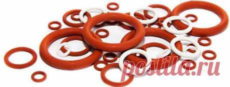 Уплотнительное кольцо fpm, [Фторкаучук] | Silverprom
