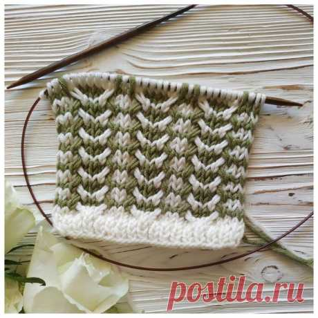 10 крутых узоров для вязания шарфа спицами