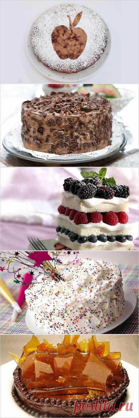 Красивая подача: декор тортов