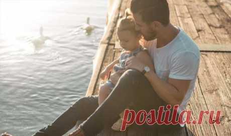 Вот что каждый отец должен рассказать своей дочери о любви и отношениях   Краше Всех