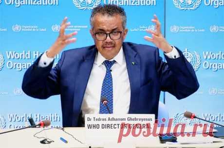 Что за четыре сценария распространения коронавируса в мире назвала ВОЗ? Глава Всемирной организации здравоохранения Тедрос Адханом Гебрейесус назвал четыре основных сценария распространения COVID-19.