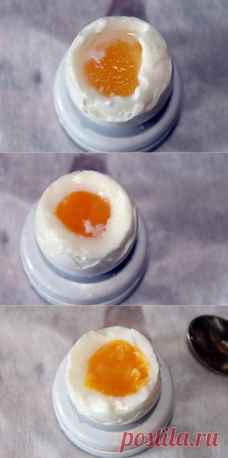 Сколько минут варить яйца? - Упражнения и похудение