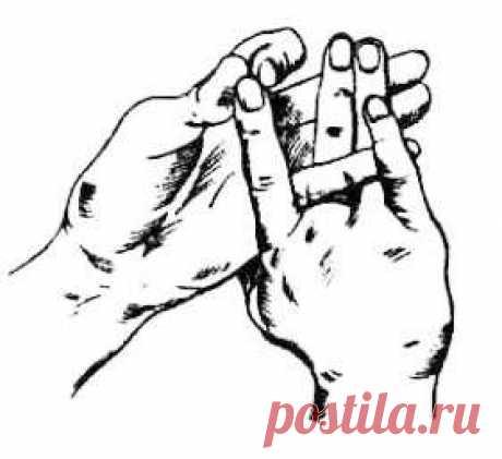 Мудры (йога пальцев) для похудения