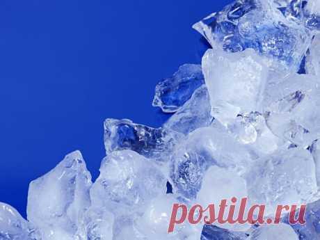 Секреты жарки со льдом