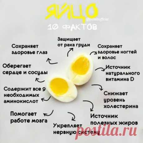 Яйца еще более полезные, чем вы думаете!