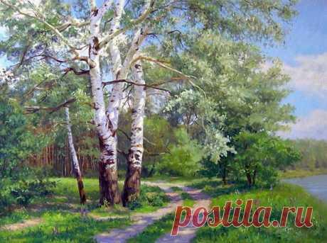 Пейзаж. Природа и человек. Ч.8 – Блог. Run, пользователь Марина Николаева   Группы Мой Мир