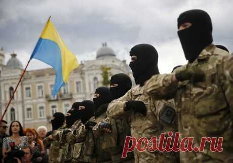 The Telegraph: Against rebels of the southeast of Ukraine neo-Nazis and foreign mercenaries battle