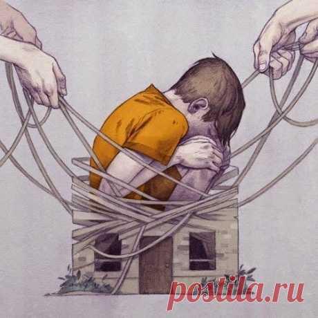 16 примеров токсичного поведения родителей, которое многие считают нормальным   ПРИВЕТ, РОДИТЕЛЬ!   Яндекс Дзен