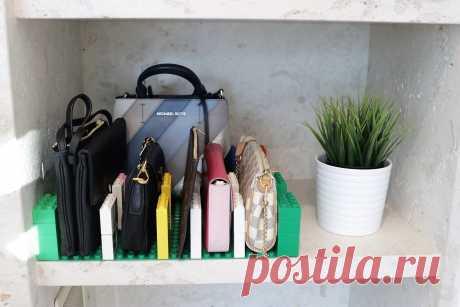 5 гениальных хитростей для организации шкафа с одеждой | 25 часов в сутках | Пульс Mail.ru Полезные лайфхаки для хранения одежды, которые пригодятся каждому