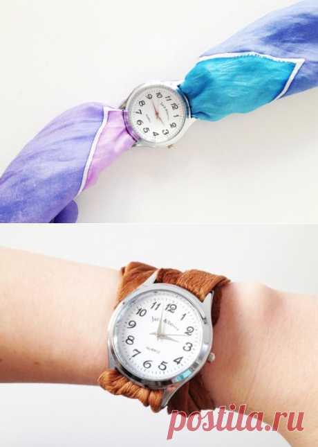 Часовые ремешки