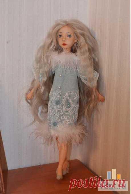 Делаем одежду для куклы своими руками. | ВДНТ