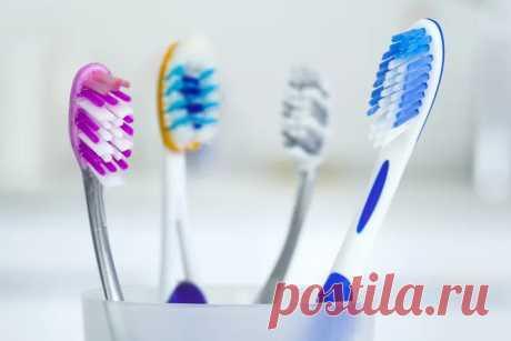 Как использовать старую зубную щетку