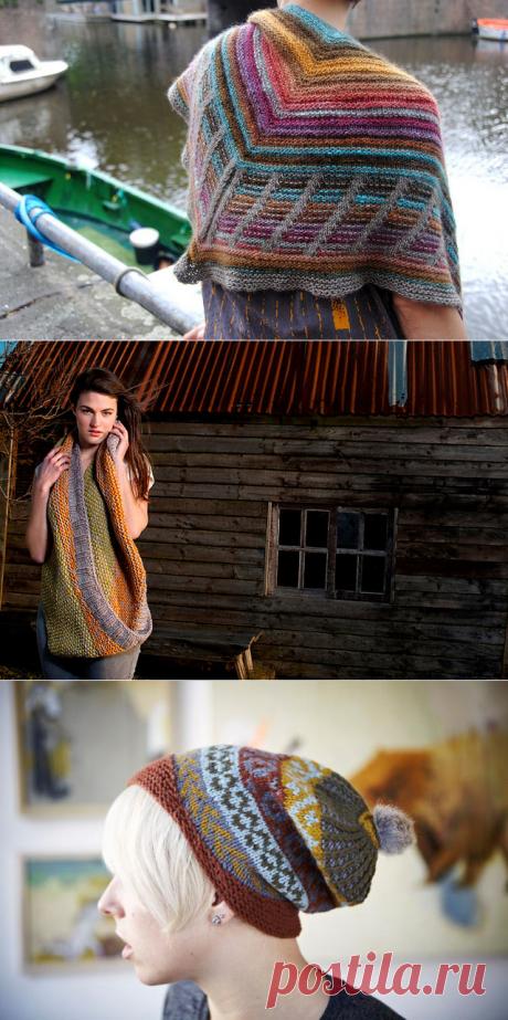 Креативная вязаная коллекция Stephen West - Ярмарка Мастеров - ручная работа, handmade