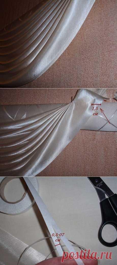 МК от Ирины Красюковой. Обработка низа свага без косой бейки.