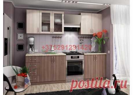 Кухня Татьяна ясень темный/ясень светлый 2,0 м: купить в Минске недорого, низкие цены, скидки, рассрочка