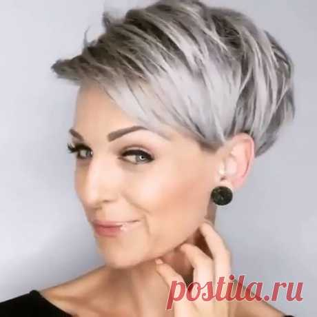 [Video] Looking for a new short hairstyle to spice up your style? In this post you will find the best pictures of 20 latest Short haircuts that will totally inspire you!