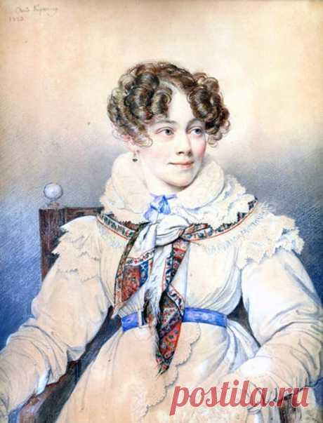 Графиня Софья Фёдоровна де Сегюр, урожденная Ростопчина