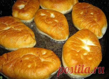 Нежные и вкусные домашние пирожки по рецепту бабушки | 🌱ПРОРОСЛО.РУ | Яндекс Дзен