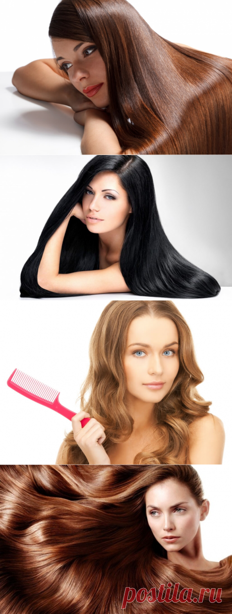Заговор на рост волос на голове - примеры обрядов, результат