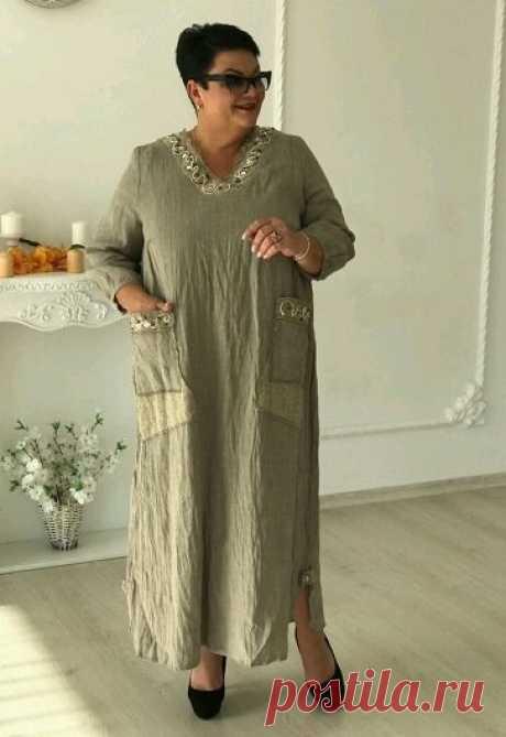 Платье Бохо - Шик для женщин за 50. Красиво. Модно. Комфортно. | Вертолет на пенсии | Яндекс Дзен