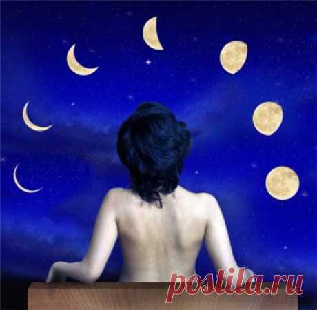 Борьба с целлюлитом согласно лунным циклам