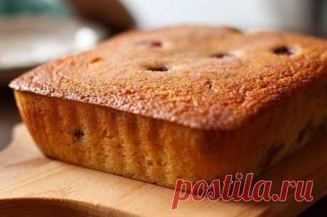 Манник - очень вкусный пирог для ваших деток | Семья и дом
