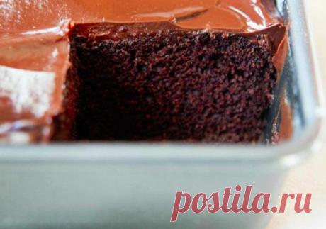 Сметанный шоколадный торт — Мы в теме