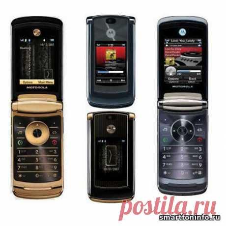 """Отзывы """"современников"""" о старых телефонах  Motorola RAZR2 V8  Купил его не очень давно по приемлемой цене. Выбирал так. Сначала рассматривал телефоны вроде Nokia N82 и N78 со множеством опций… пока не понял, что эти «комбайны» мне без надобности. Далее отталкивался от формфактора."""