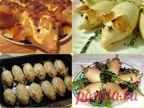 Фаршированные кальмары рецепт Фаршированные кальмары рецепт Для приготвления Вам потребуются: тушки кальмаров., рис — 100 г.,