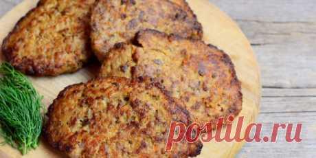 10 рецептов вкусных печёночных котлет - Лайфхакер