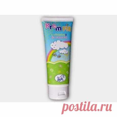 VIOLA F18 cream for babies 100ml with Vitamin F, cream for baby