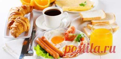 Завтраки на скорую руку (рецепты с фото и оригинальные способы их подачи)