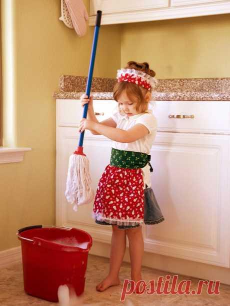 Эко-средство для мытья пола