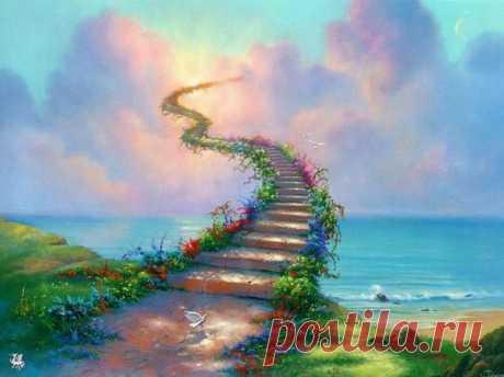 МОЛИТВА ЖИЗНИ, которая волшебным образом меняет всё!!!! — Сияние Жизни
