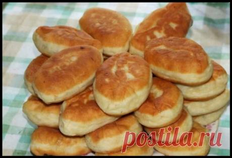Дивеевские чудные пирожки, которые можно приготовить за 10 минут!