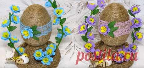 Пасхальные поделки, сделанные своими руками, создают приятное радостное настроение. Все знают, что праздник Пасхи символизируется с продолжением жизни и это вселяет всем большие надежды.